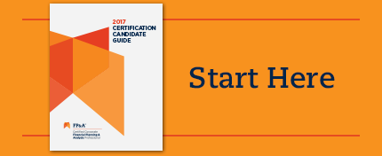 Request a Certification Candidate Guide